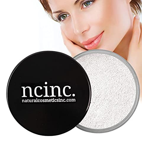 Mineral Makeup Finishing Powder - Bare Naked Skin Mineral Makeup Finishing Powder, Minerals Make Up by NCInc - Multiple Size Jars