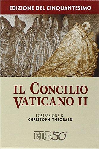 Il Concilio Vaticano II. Edizione del cinquantesimo