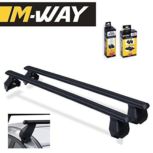 5008 F.LLI IANNACCONE Barre Portapacchi M-Way 130 CM Alluminio per P.3008 09 //16 P5 09-17 P5 P No Rails