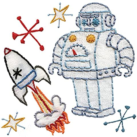 Sublime Stitching Spaced Out Embroidery Patterns