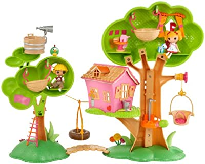 Mini Lalaloopsy 5266 - Muñeca Mini Lalaloopsy y el árbol maravilloso por Mini Lalaloopsy
