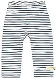 loud + proud Unisex Baby Hose mit Druck, aus Bio Baumwolle, GOTS zertiziziert, Blau (Ultramarin Ul), 68 (Herstellergröße: 62/68)