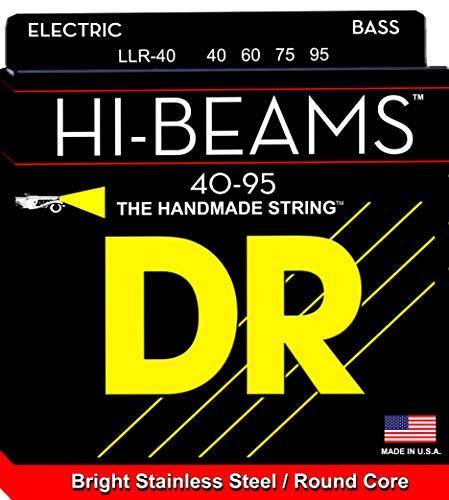 DR String LLR-40 Hi-Beam Set di corde per basso