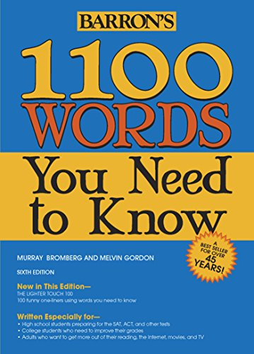 1100 Words You Need to Know por Murray Bromberg