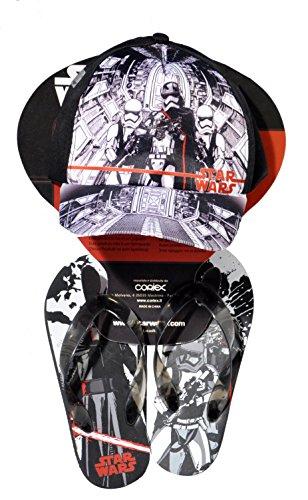 Coriex d93149MC-Star Wars Flip fops, Tapa, Varios Juguetes