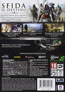Ubisoft Assassin's Creed IV: Black Flag, PC - video games (PC, PC, Action / Adventure, M (Mature))