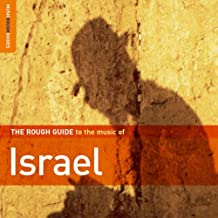 The Rough Guide to the Music of Israel CD (Rough Guide World Music CDs)