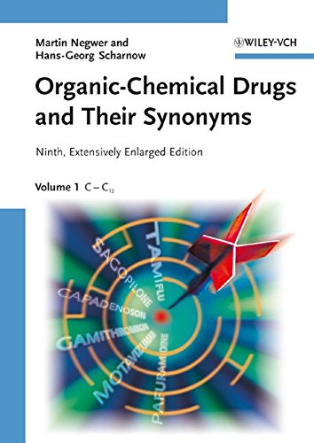[Organic-Chemical Drugs and Their Synonyms] (By: Martin Negwer) [published: August, 2007]