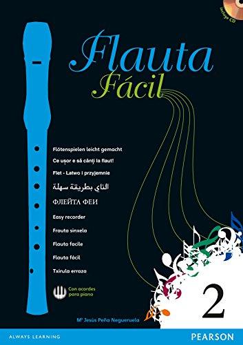 Flauta fácil 2 - 9788420561578