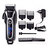 Surker Hair Clippers For men Grooming Haircut Kit Head Shaver Beard Trimmer Rechargeable