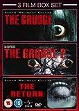 The Grudge/The Grudge II/The Return [DVD]