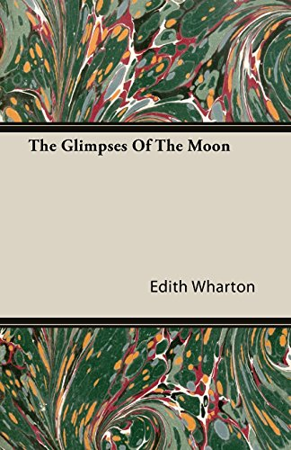 Book cover for The Glimpses Of The Moon