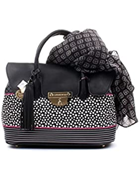 PashBag Borsa Donna Petite Orleans Dark Candy 5628 Pash Bag Atelier Du Sac