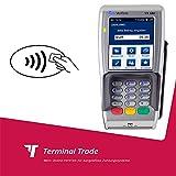 EC Terminal VeriFone Vx 680 mobil mit GPRS für Kartenzahlungen inkl. kontaktloses bezahlen auch Kreditkartenakzeptanz möglich