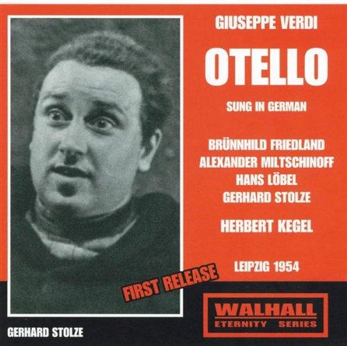 Otello: Act II - Geh' nur! Ich erkenne dein Ziel schon (Ziel Kegel)