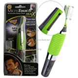 Harikrishnavilla Cordless Touches Max Nose Trimmer With Built In Led Light Max All In One Personal Trimmer For...