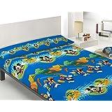 Export Trading Disney - Juego de sabanas con diseño Mickey & Friends, 260 x 180 cm
