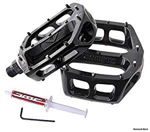 DMR V8 MTB Pedals - Diamond Black
