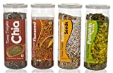 #9: Kenny Delights Raw Seeds Combo- Pumpkin, Sunflower, Chia & Flax- (150Gm*Pack Of 4)
