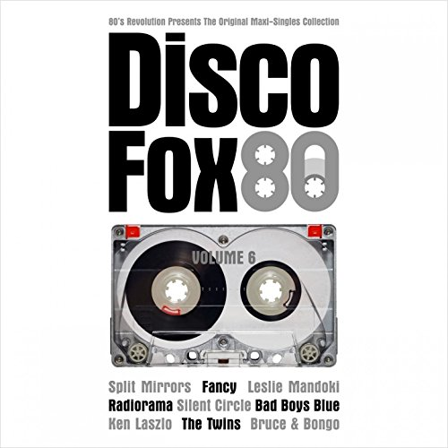 Disco Fox 80, Vol. 6