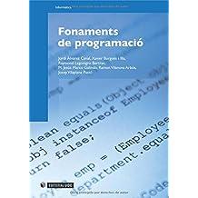 Fonaments de programació (Manuals)