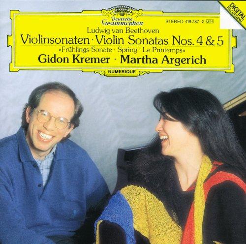 Beethoven: Sonata For Violin A...