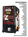 #7: Café Desire Coffee Tea Vending Machine - 2 Lane (Annual Subscription)