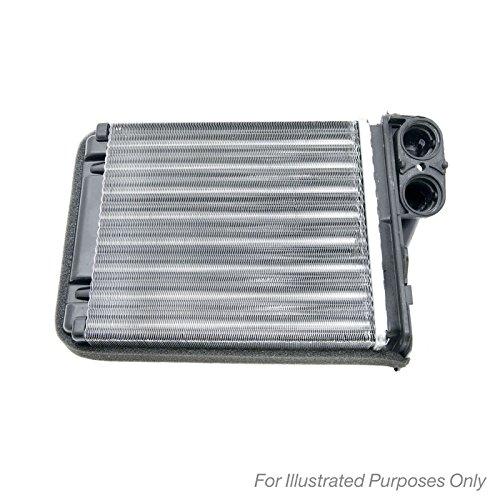 Preisvergleich Produktbild Nissens 70502 Wärmetauscher, Innenraumheizung