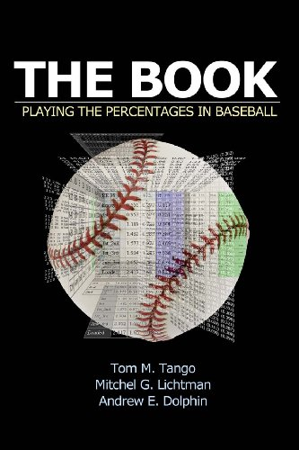 The Book: Playing the Percentages in Baseball (English Edition) por Tom Tango