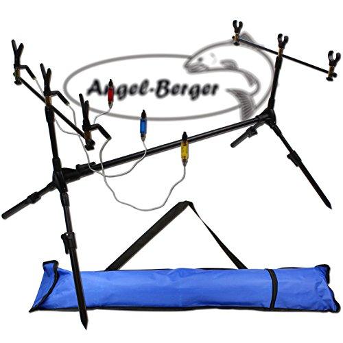 Angel Berger Rod Pod mit Tasche
