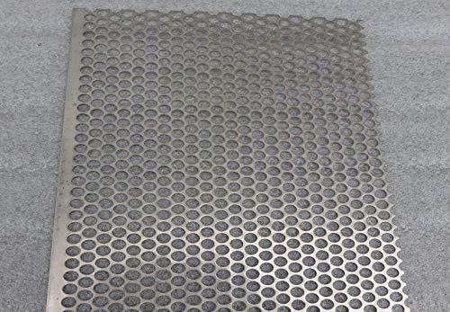 Metall off Schnitte perforiert 304Edelstahl Stahlblech