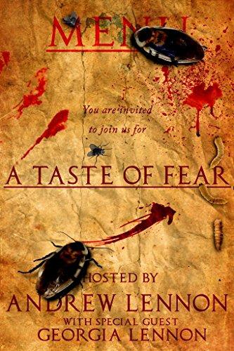 A Taste of Fear by Andrew Lennon