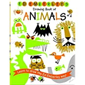 Ed Emberley's Drawing Book of Animals (Ed Emberley Drawing Books)