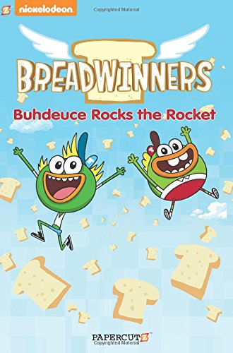 Breadwinners #2: 'Buhdeuce Rocks the Rocket' por Stefan Petrucha