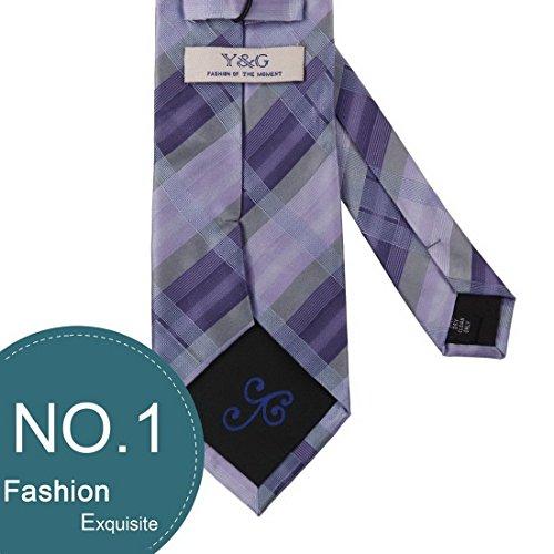 Y&G Herren Krawatte UK-CID-016-01