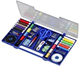 #5: Vivir Multi Utility Plastic Sewing Kit For Home And Travel (Blue)