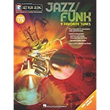 Jazz/Funk: Jazz Play-Along Volume 178 (Hal Leonard Jazz Play-along, Band 178)