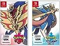 Pokémon SchwertundPokémon Schild - Doppelpack. Nintendo Switch por Nintendo Europe