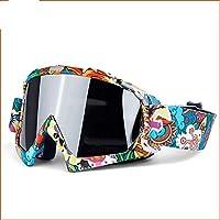 Leons shop Gafas de esquí,Unisex al Aire Libre a Prueba de Viento y Polvo