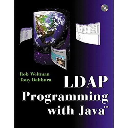 [(LDAP Programming with Java)] [By (author) Rob Weltman ] published on (February, 2000)