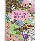 Mein Sticker-Feenbuch (Mein Stickerbuch)