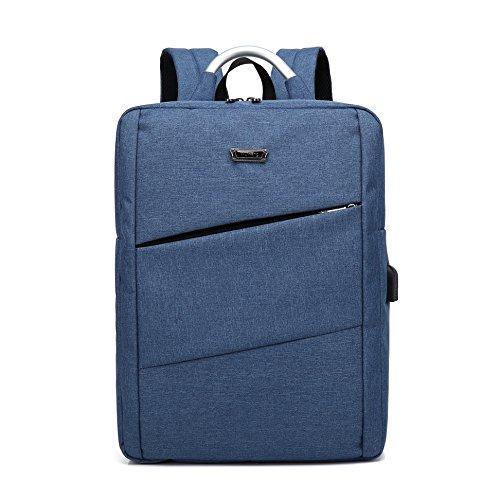 Business Laptop Rucksack Backpack Three Musketeer 15.6