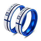 Sorella'z Blue Love Only You Cross Titan...