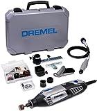 DREMEL 4000-4/65 Outil Multi-usage Filaire (175 W), 4 Adaptations, 65 Accessoires