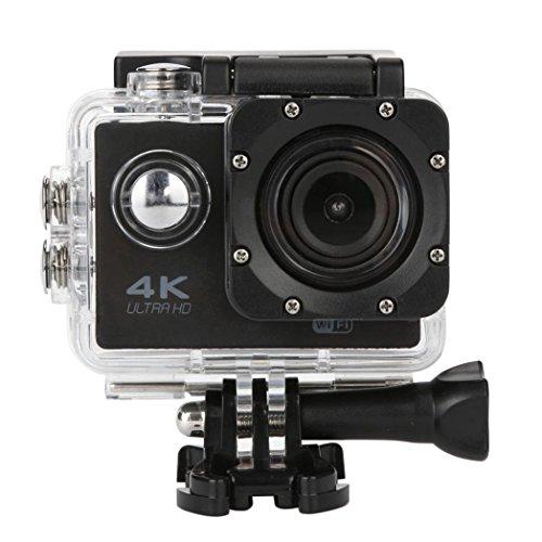 30M Waterproof 4K SJ60 Wifi HD 1080P 2.0' LCD Ultra Sports Action Camera DVR Cam Camcorder (Noir)