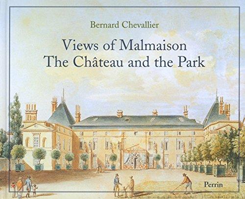 VUES CHATEAU MALMAISON ANGLAIS par BERNARD CHEVALLIER