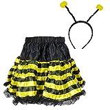 Partybob Kinder Bienenkostüm (98 - 116)
