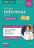 Concours Infirmier - Entrée en IFSI - Tout-en-un - Concours 2018...