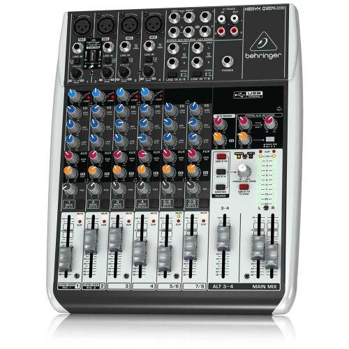 Behringer Q1204USB mezclador DJ - Mezclador DJ