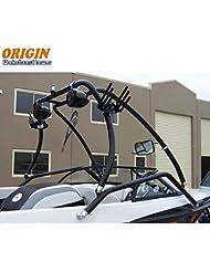 Origin catapulte Wakeboard Tour Noir brillant